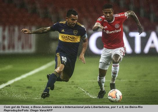 www.seuguara.com.br/Internacional/Boca Juniors/Copa Libertadores 2020/