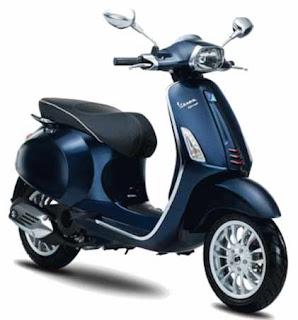 Harga Piaggio Vespa 2017