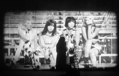 Chord 2NE1 - 안녕 GOODBYE
