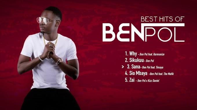 AUDIO | BEN POL - Mixtape | Download New song