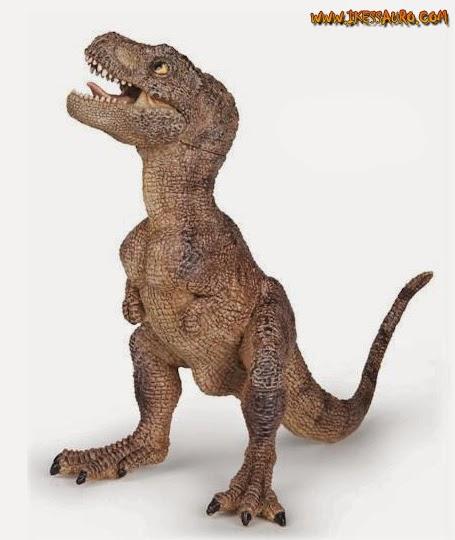 Brown Baby Tyrannosaurus Papo
