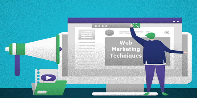Web Marketing Techniques