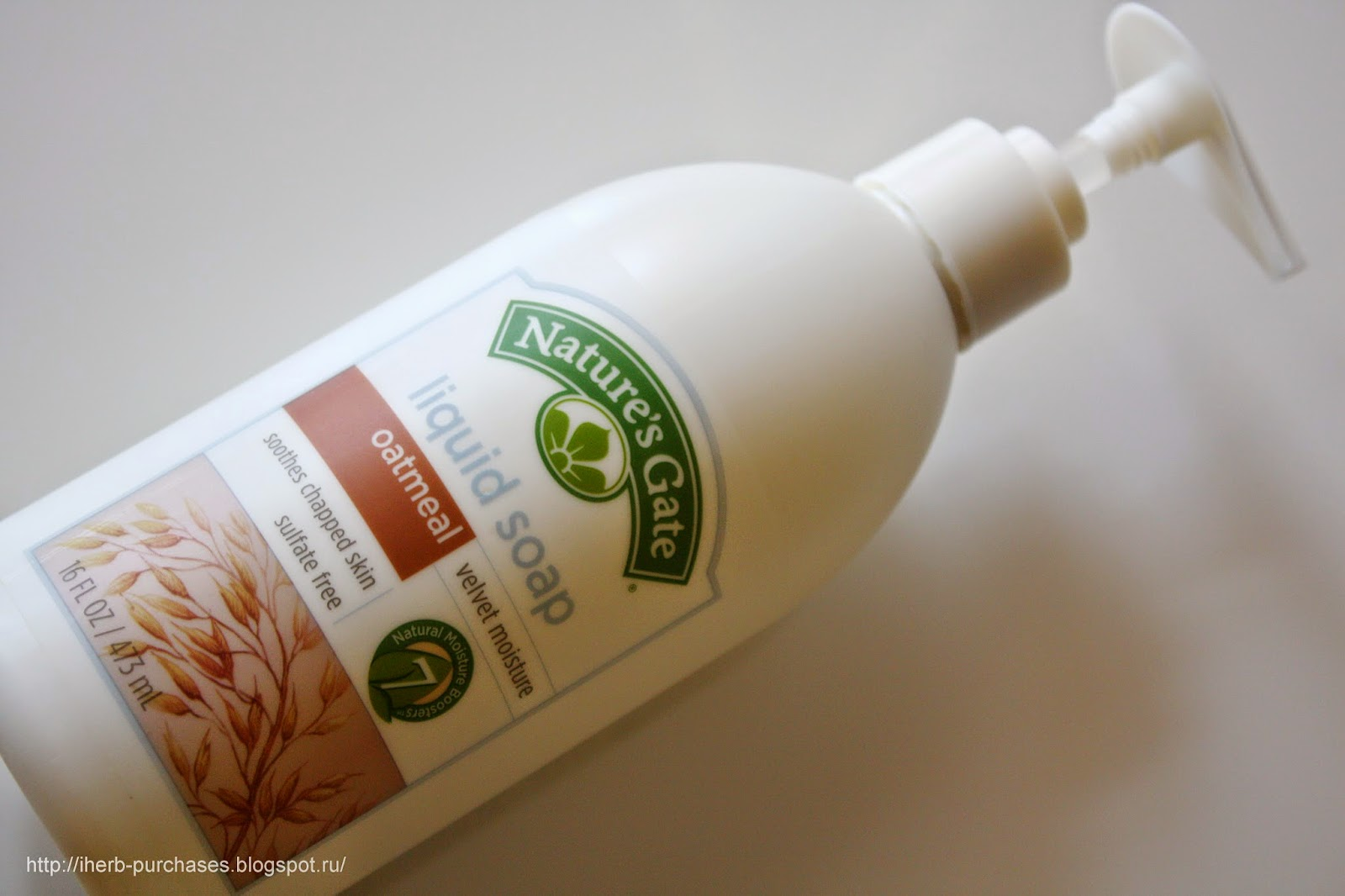 увлажняющее мыло для рук, отзыв, iherb