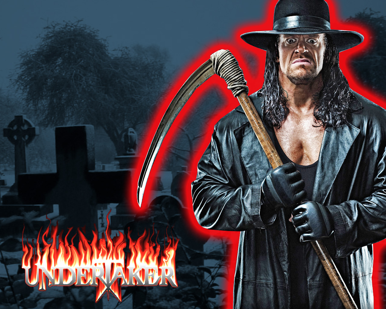 All Wallpapers: Undertaker Hd Wallpapers