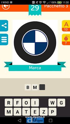 Iconica Italia Pop Logo Quiz soluzione pacchetto 3 livelli 29-50
