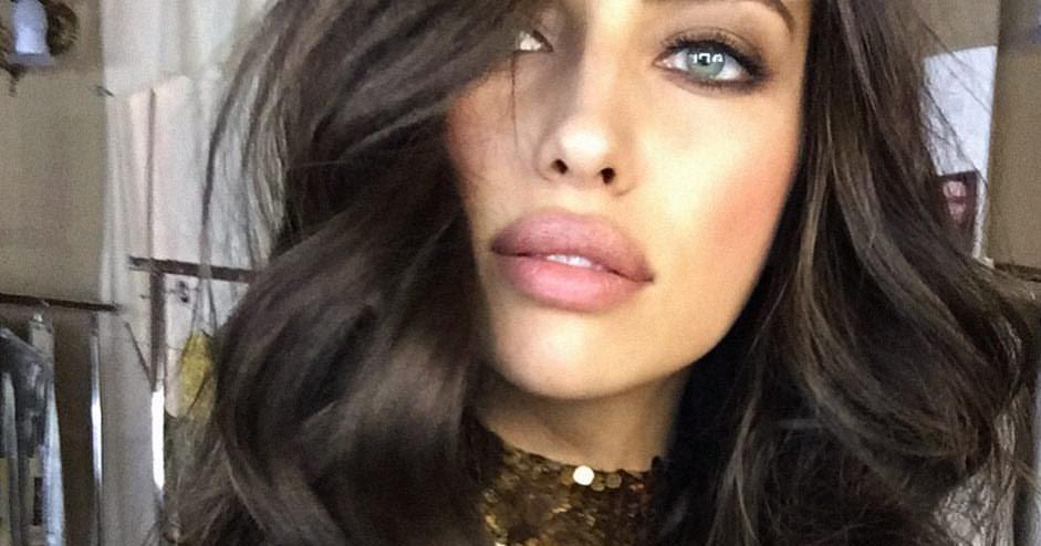 Are mistaken. irina shayk selfie
