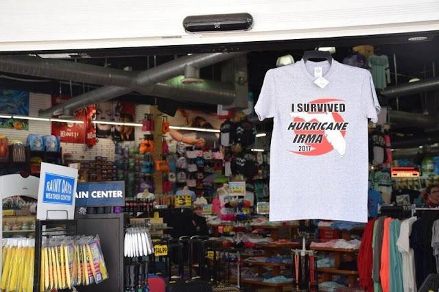 Produtos na loja Alvin's Island em Miami