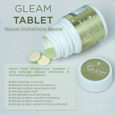 Gleam Tablet Sendayu Tinggi