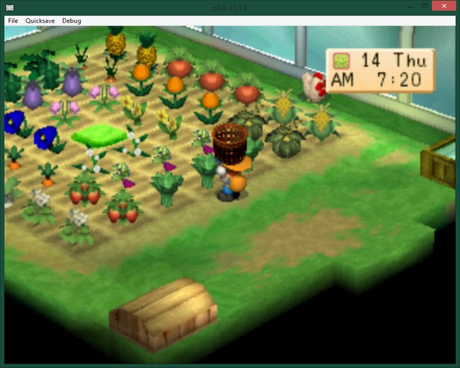 Crops dan Tanaman Liar di Harvest Moon Back To Nature