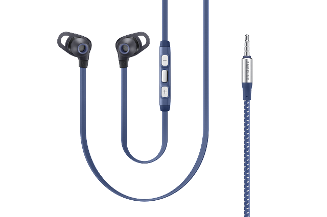 Samsung In-ear Headphones Rectangle design