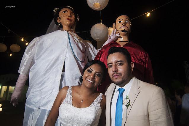 Boda Mariela y Rubén