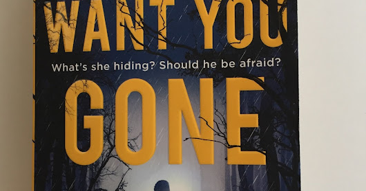 Want You Gone (Chris Brookmyre) - Book Review