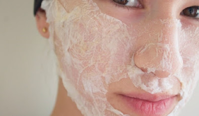 Tips Kulit Wajah Bersih Putih Mulus Dengan Masker Putih Telur Dan lemon
