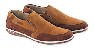 Sepatu Kerja Pria Model casual LFS 668