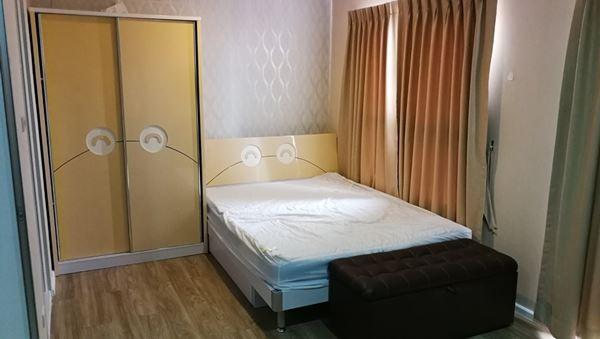ให้เช่า คอนโดอิซซี่ สุขสวัสดิ์ (ISSI Suksawat condo) ชั้น 17 แต่งสวยมาก 26 ตรม