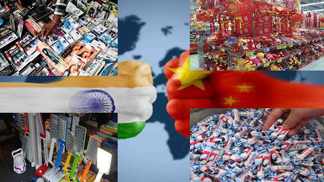 Is it possible to boycott Chinese products?