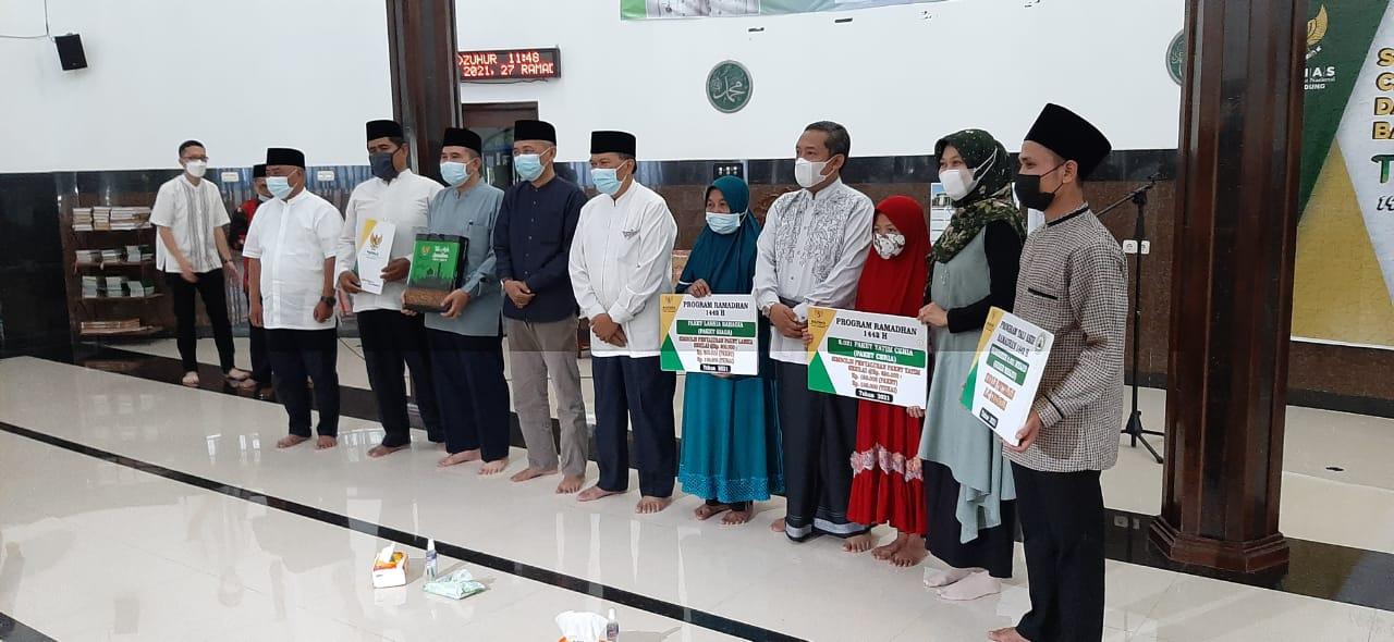 Wali Kota Bandung Safari Ramadhan di Masjid Abu Bakar
