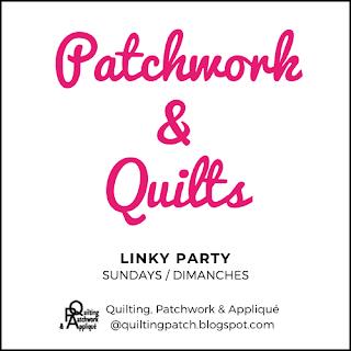 Quilting Patchwork Appliqué