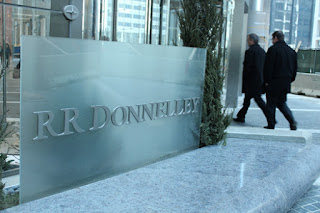 RR Donnelley Exclusive Walkin Interview for Freshers