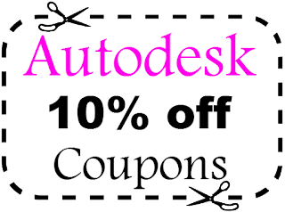 10% off Autodesk Coupon, Autodesk.com Promo Code, Autodesk Voucher, Autodesk.com Cashback