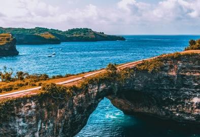 Broken Beach Bali Wisata Nusa Penida Yang Wajib Di Kunjungi