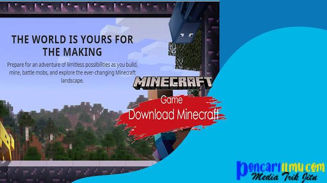 Download Minecraft Mod Apk Terbaru Unlimited