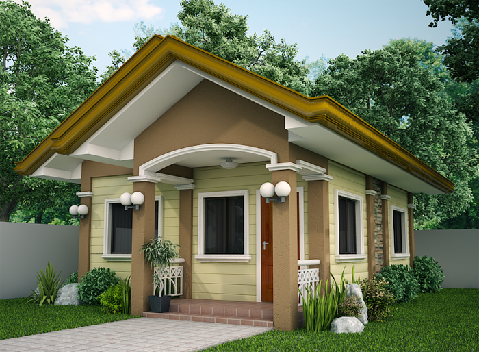 Incredible 15 Beautiful Small House Designs Largest Home Design Picture Inspirations Pitcheantrous