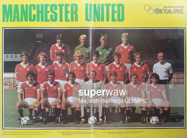 Manchester United 1981