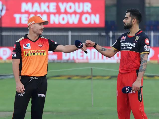 Sports IPL 2021 live Score  SRH versus RCB Predicted Playing 11, IPL 2021 Live Updates