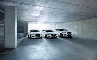 Jaguar XE, XF and F-Pace Ingenium Edition