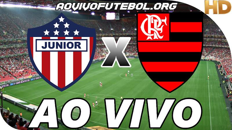 Junior Barranquilla x Flamengo Ao Vivo Hoje em HD