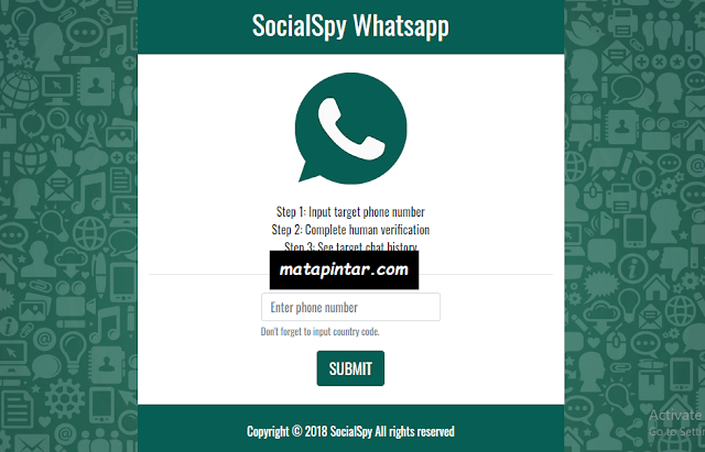 Cara Sadap WhatsApp Orang Lain Terbaru