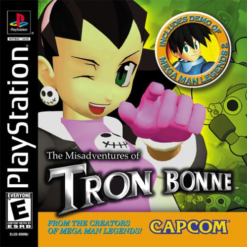 The Misadventures of Tron Bonne - PS1 - ISOs Download