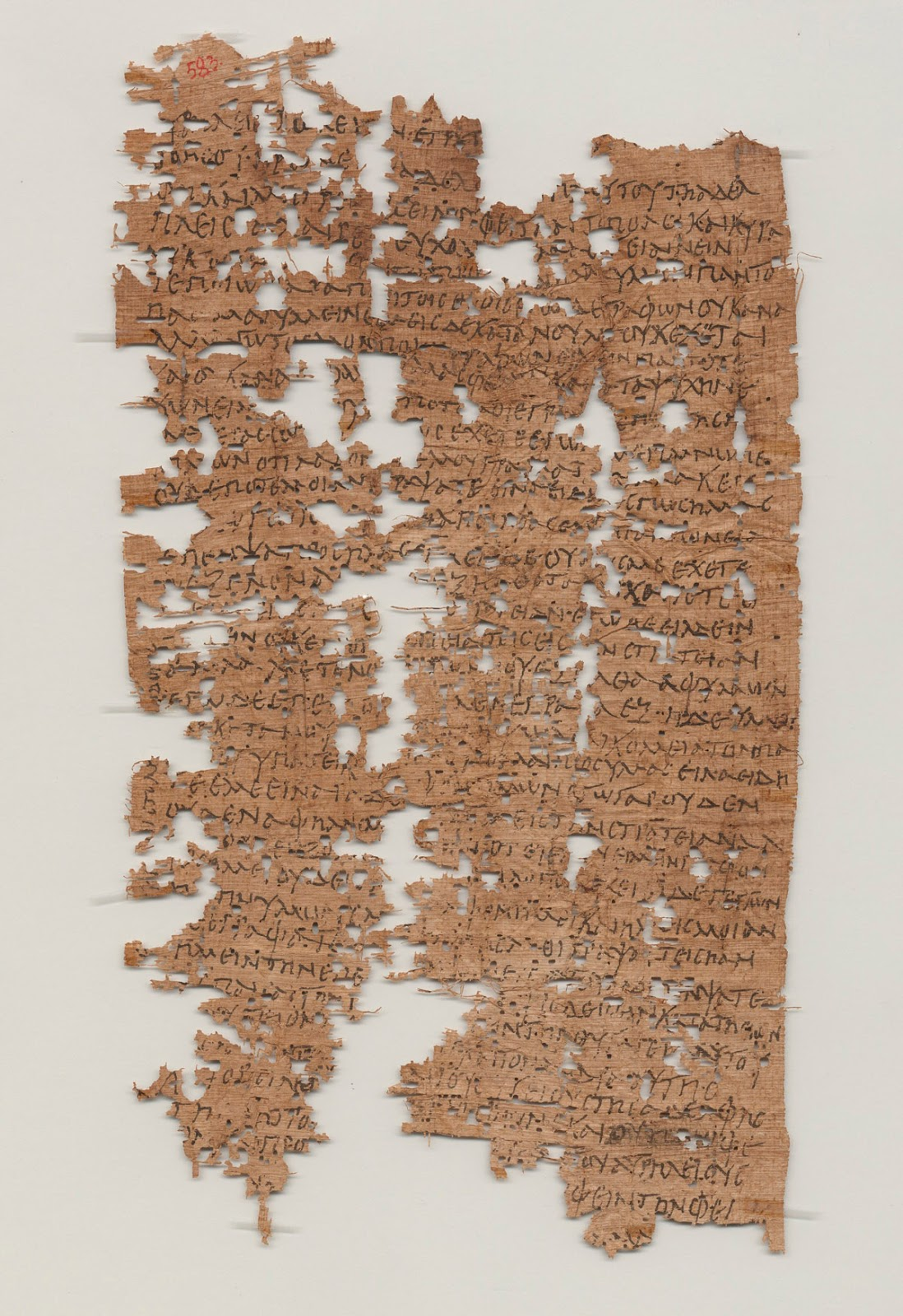 1,800 year old letter from Egyptian soldier deciphered