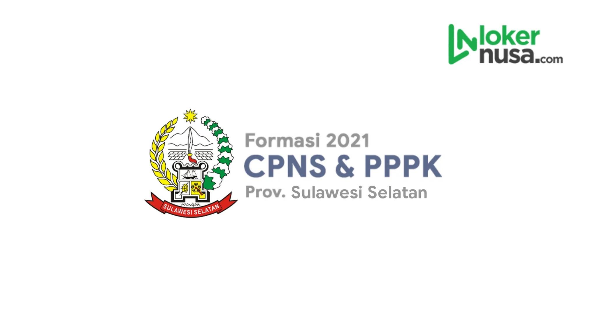 CPNS Sulawesi Selatan