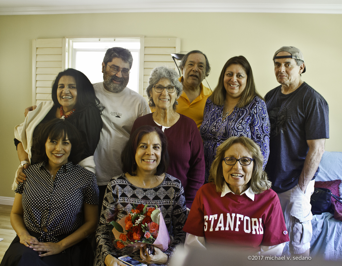 Latino Stanford University Alumni Association Of  Southern California Front, L To R: Angelique Flores D�sir�e Zamorano