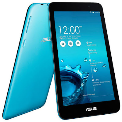 Asus Memo Pad 7 ME176C Complete Specs and Features