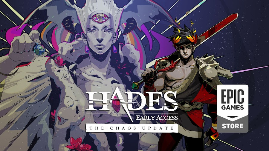 hades chaos update live supergiant games early access epic store