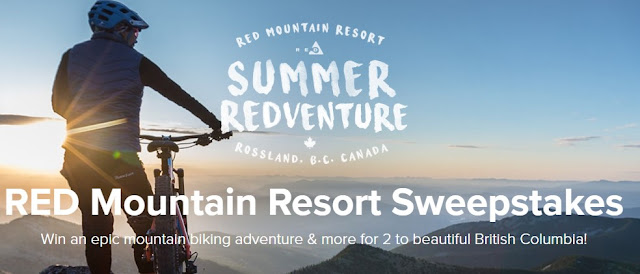 Teton Gravity Research wants you to enter to win an outdoor activity and fishing trip in RED Mountain Resort's Get Lost Adventure Centre worth more than $2500!