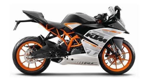 Spesifikasi dan Harga KTM RC250 Terbaru