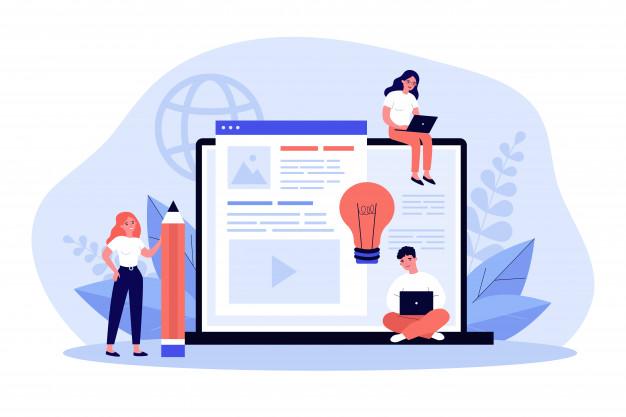 Cara mendapatkan ide menulis artikel untuk blog kamu