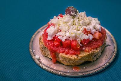 Υπέροχη συνταγή για τάκο με ψημένη ντομάτα