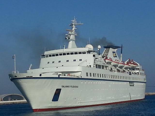 Η Salamis Cruise Lines ανακοίνωσε το Ναύπλιο στο πρόγραμμά της