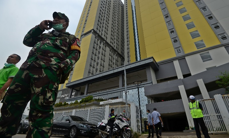 """Persoalan RS Darurat Wisma Atlet"" Gugus Tugas Covid-19 Ambil Langkah Responsif"