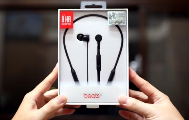 BeatsX Wireless 無線藍牙頸掛式耳機
