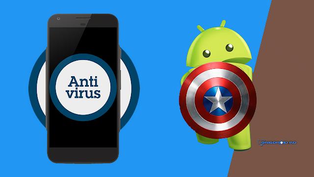 Este util un antivirus pe un telefon Android?