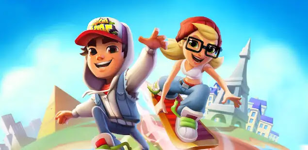 Subway Surfers MOD apk latest version