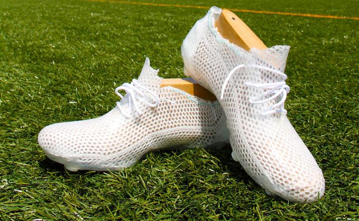 zapatos creados con impresora 3d zapatos de futbol impresora 3d