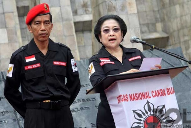 Satgasus Cakra Buana PDIP: Bertobatlah Jokowi, Enggak Ada yang Lebih Berkuasa dari Tuhan