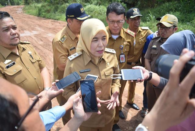 Fitri : 2020 Jalur Tanjung Barangan-Talang Kelapa Teraspal